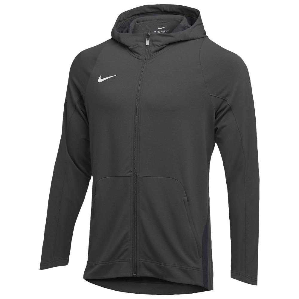 ナイキ Nike メンズ フィットネス・トレーニング パーカー トップス【Team Hyperelite Fleece Hoodie】Anthracite/Black/White