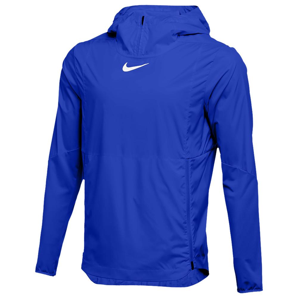 ナイキ Nike メンズ フィットネス・トレーニング ジャケット アウター【Team Authentic Lightweight Player Jacket】Game Royal/White