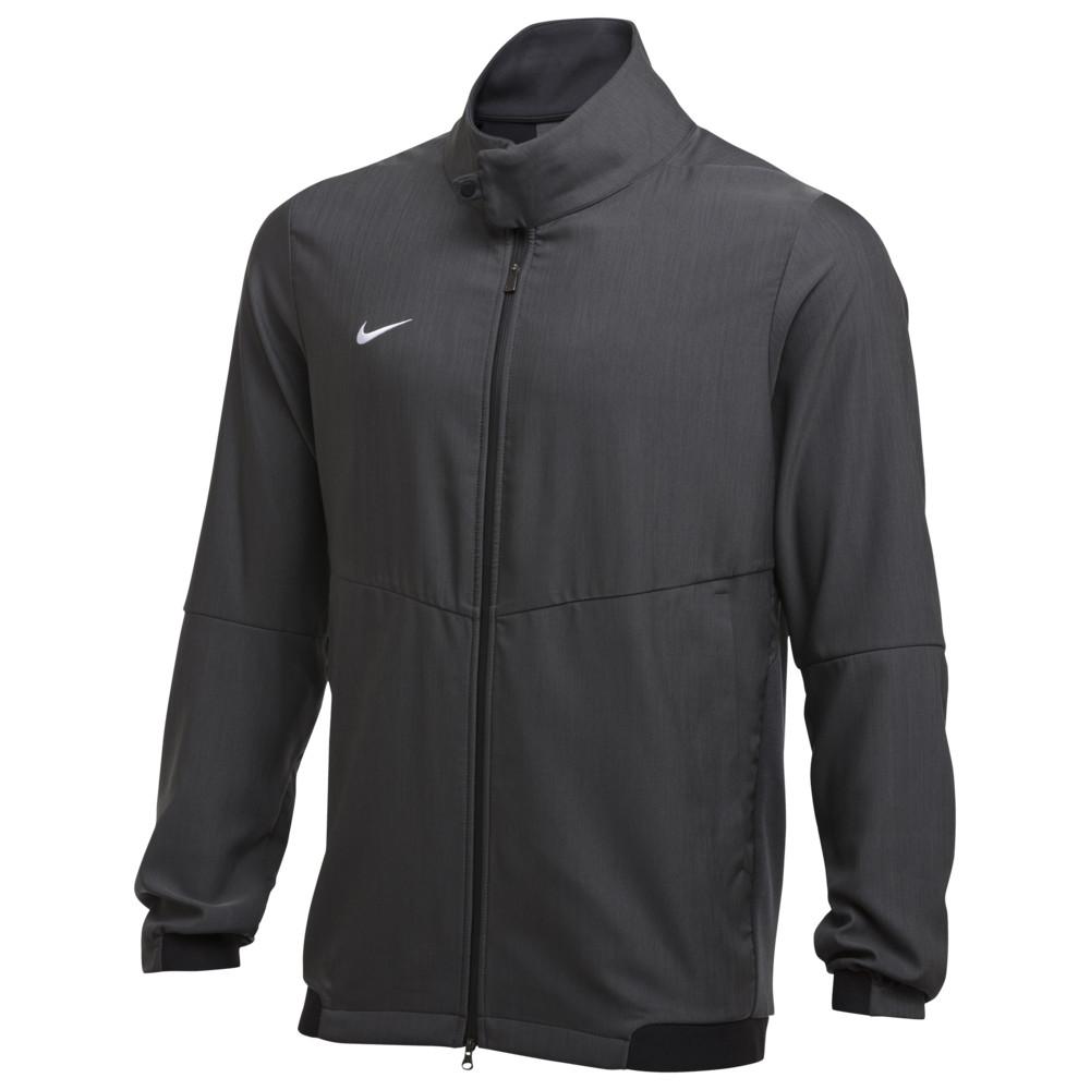 ナイキ Nike メンズ ジャケット アウター【Team Authentic Travel Jacket】Anthracite/Black/White