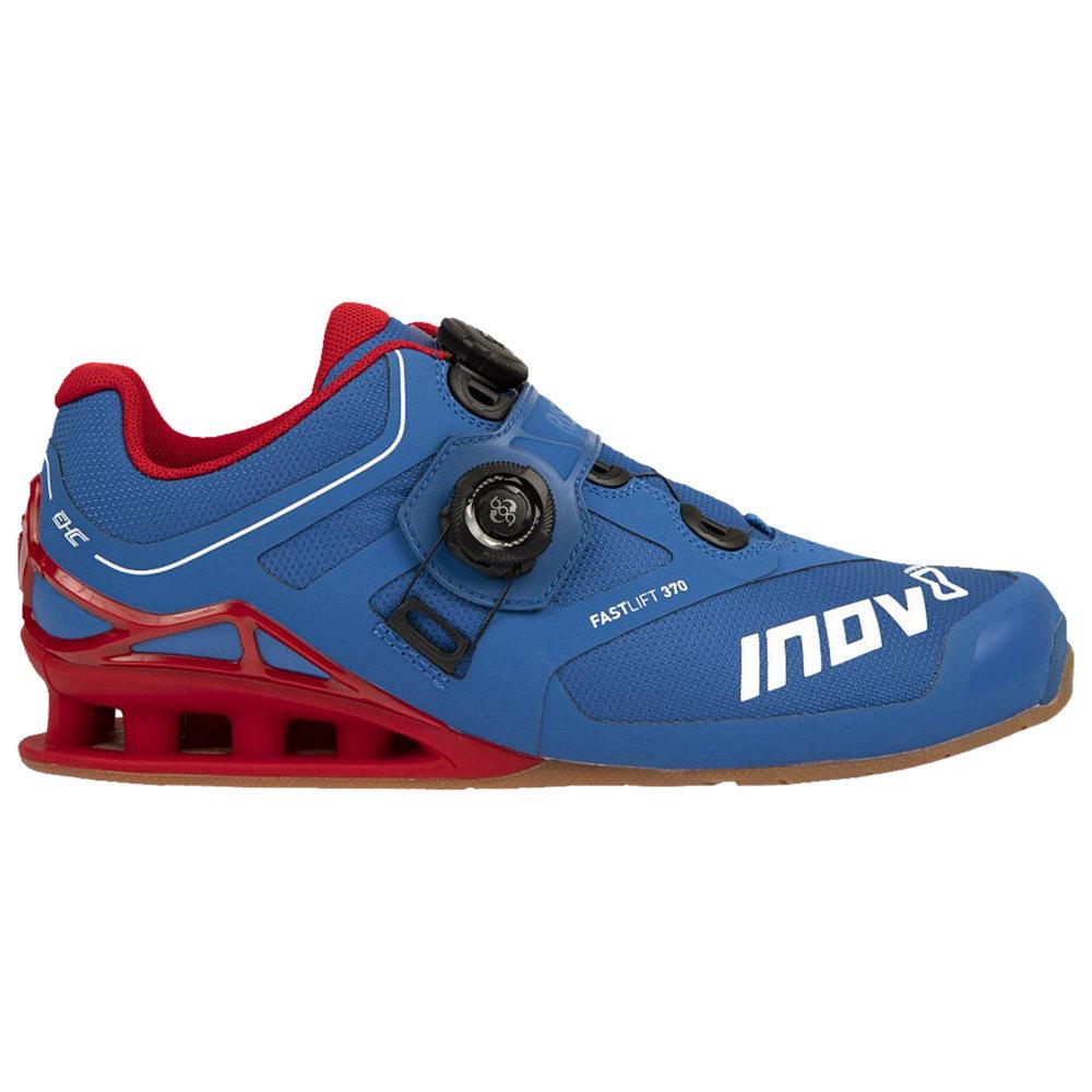 イノヴェイト Inov-8 レディース フィットネス・トレーニング シューズ・靴【Fastlift 370 BOA】Blue/Red