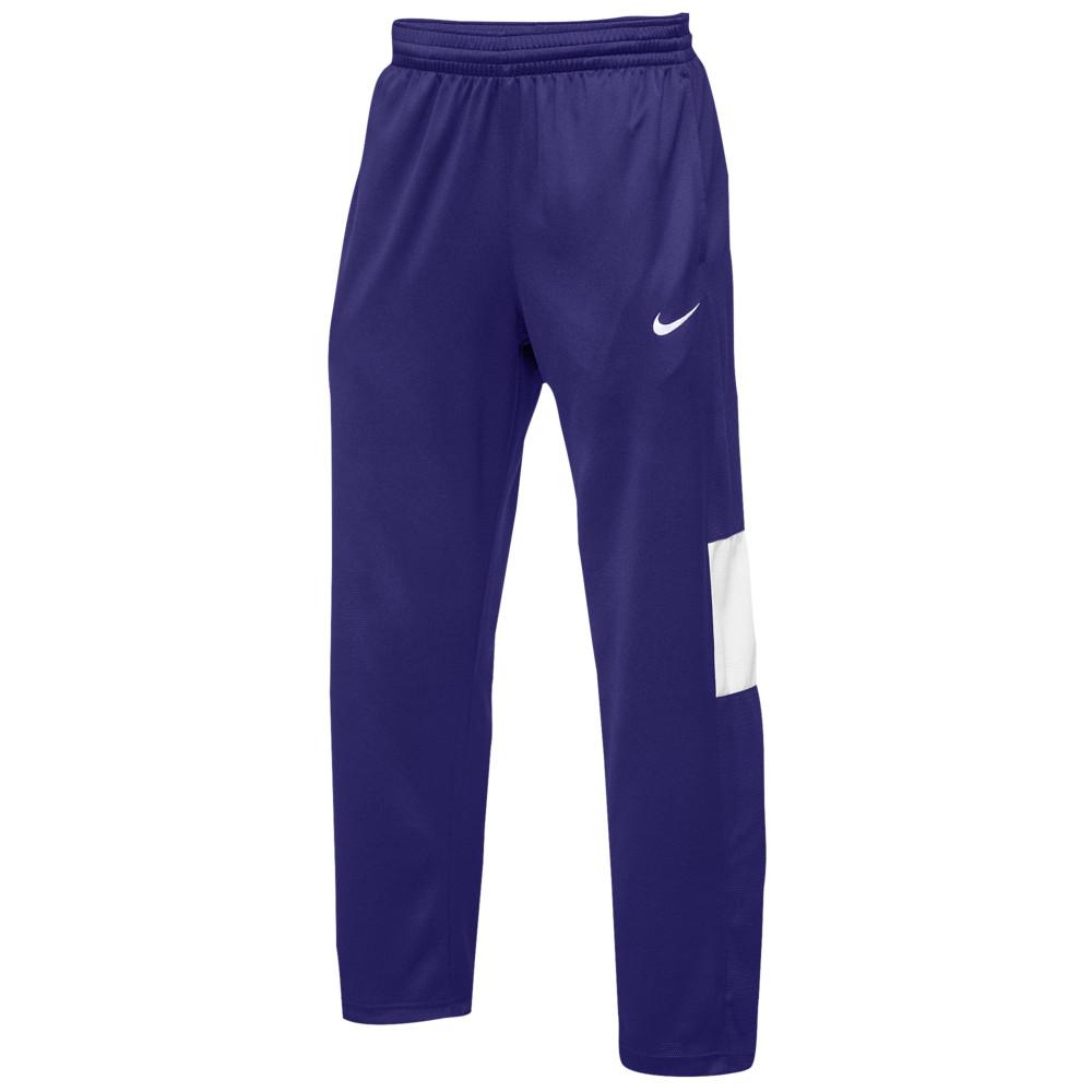 ナイキ Nike メンズ フィットネス・トレーニング ボトムス・パンツ【Team Rivalry Pants】Purple/White