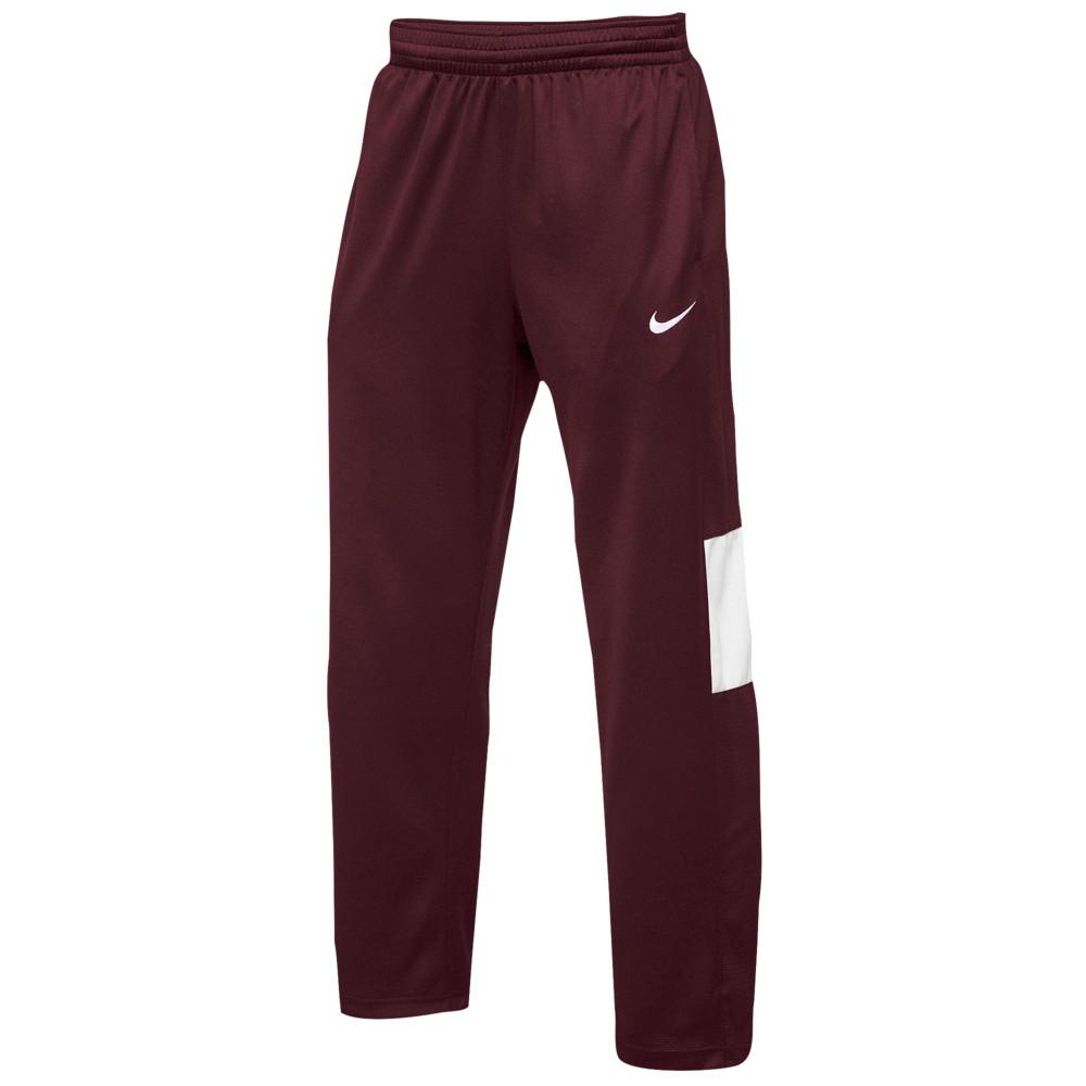 ナイキ Nike メンズ フィットネス・トレーニング ボトムス・パンツ【Team Rivalry Pants】Cardinal/White