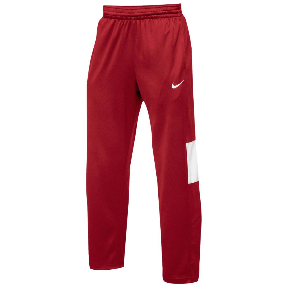 ナイキ Nike メンズ フィットネス・トレーニング ボトムス・パンツ【Team Rivalry Pants】Scarlet/White