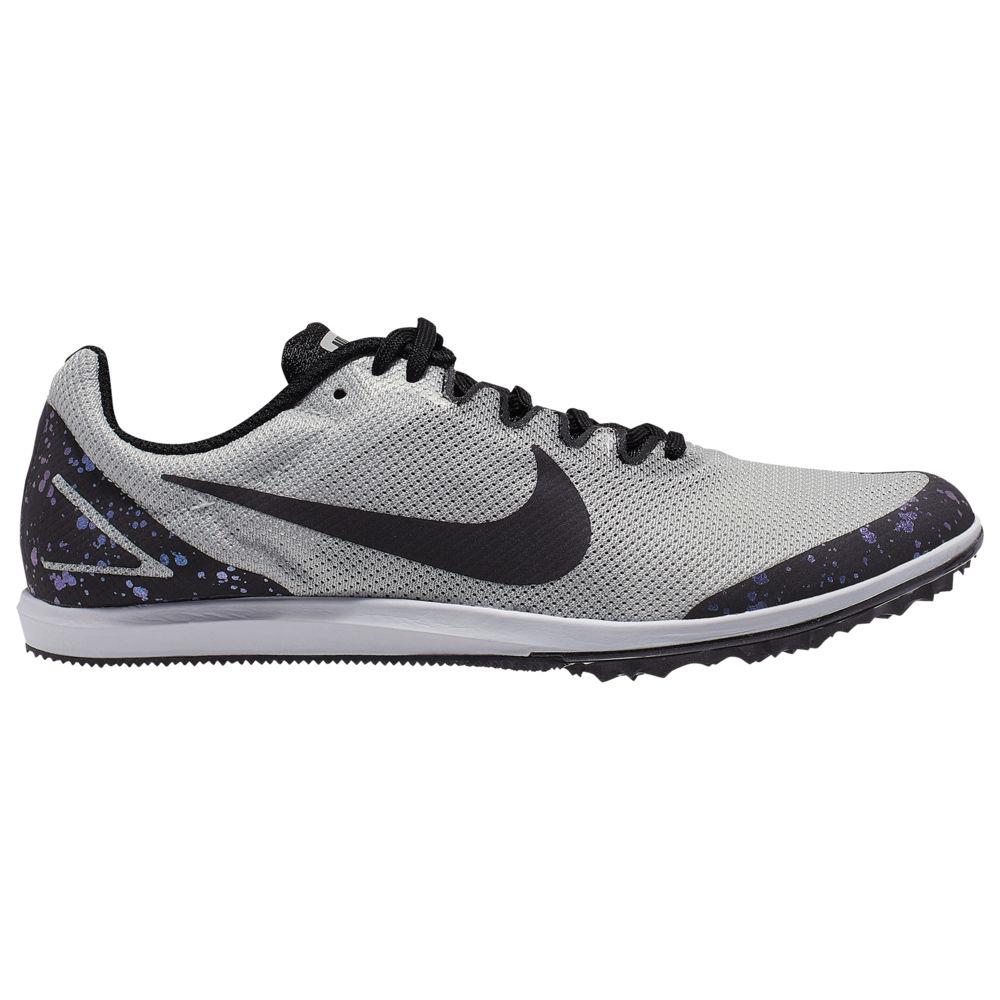 ナイキ Nike レディース 陸上 シューズ・靴【Zoom Rival D 10】Pure Platinum/Black/Indigo Fog