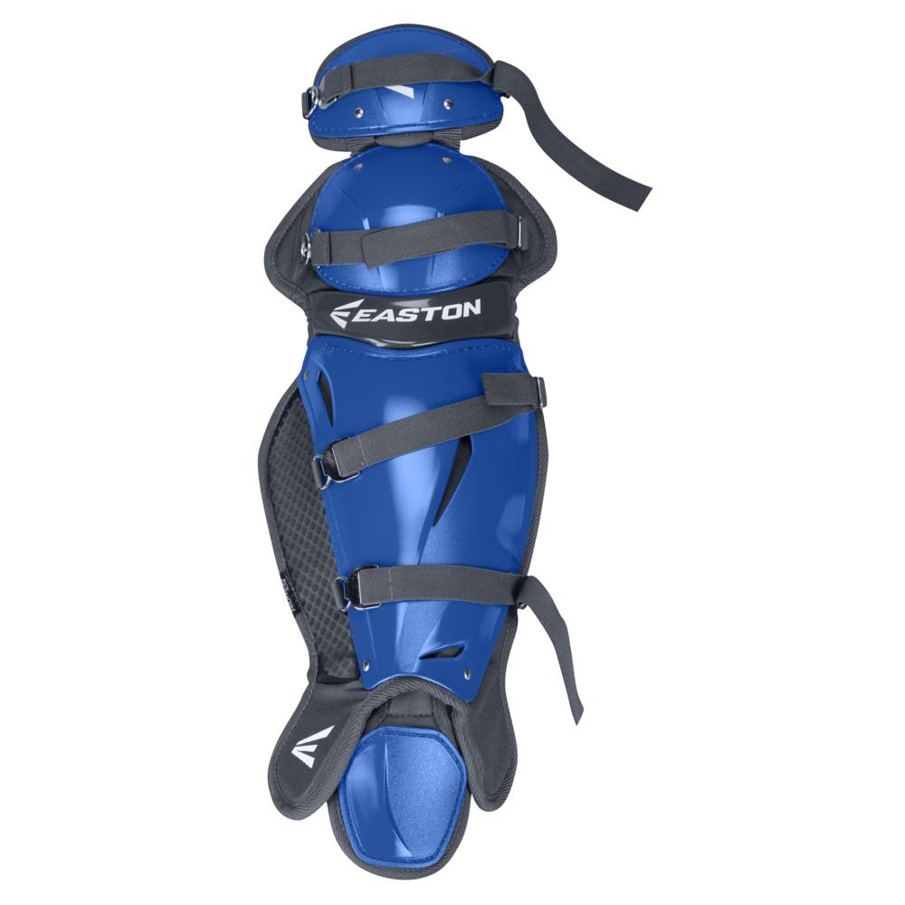 イーストン Easton レディース 野球 レガーズ プロテクター【Prowess Intermediate Fastpitch Leg Guard】Royal