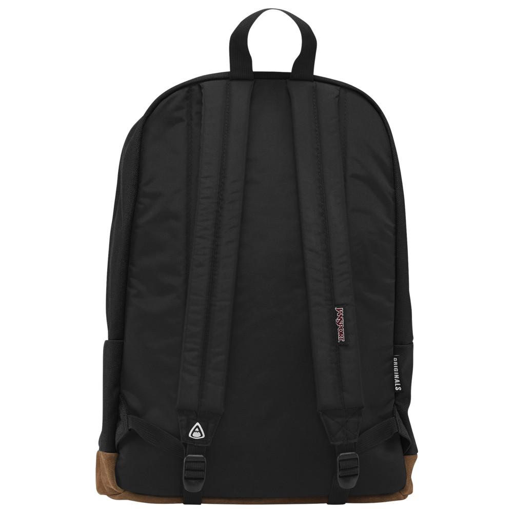 ジャンスポーツ JanSport ユニセックス バックパック・リュック バッグ【Right Backpack】Black