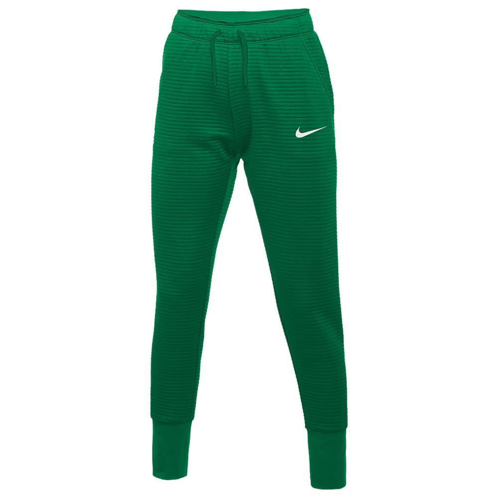 ナイキ Nike レディース フィットネス・トレーニング テーパードパンツ ボトムス・パンツ【Team Authentic Tapered Pants】Apple Green/White