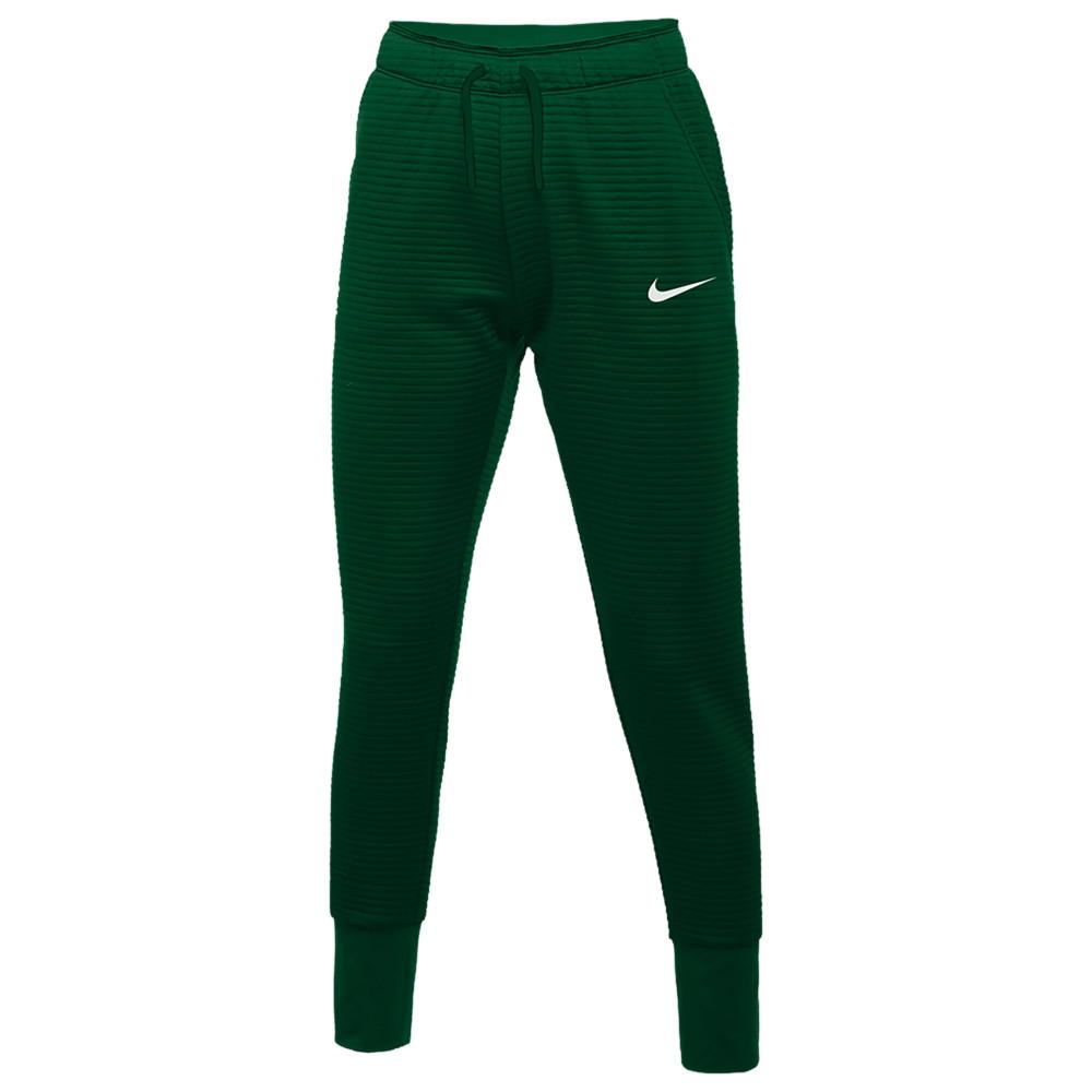 ナイキ Nike レディース フィットネス・トレーニング テーパードパンツ ボトムス・パンツ【Team Authentic Tapered Pants】Gorge Green/White