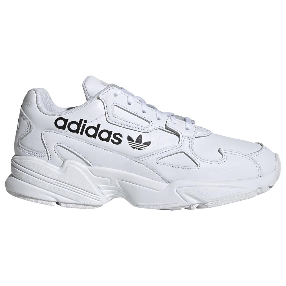 アディダス adidas Originals レディース ランニング・ウォーキング シューズ・靴【Falcon】White