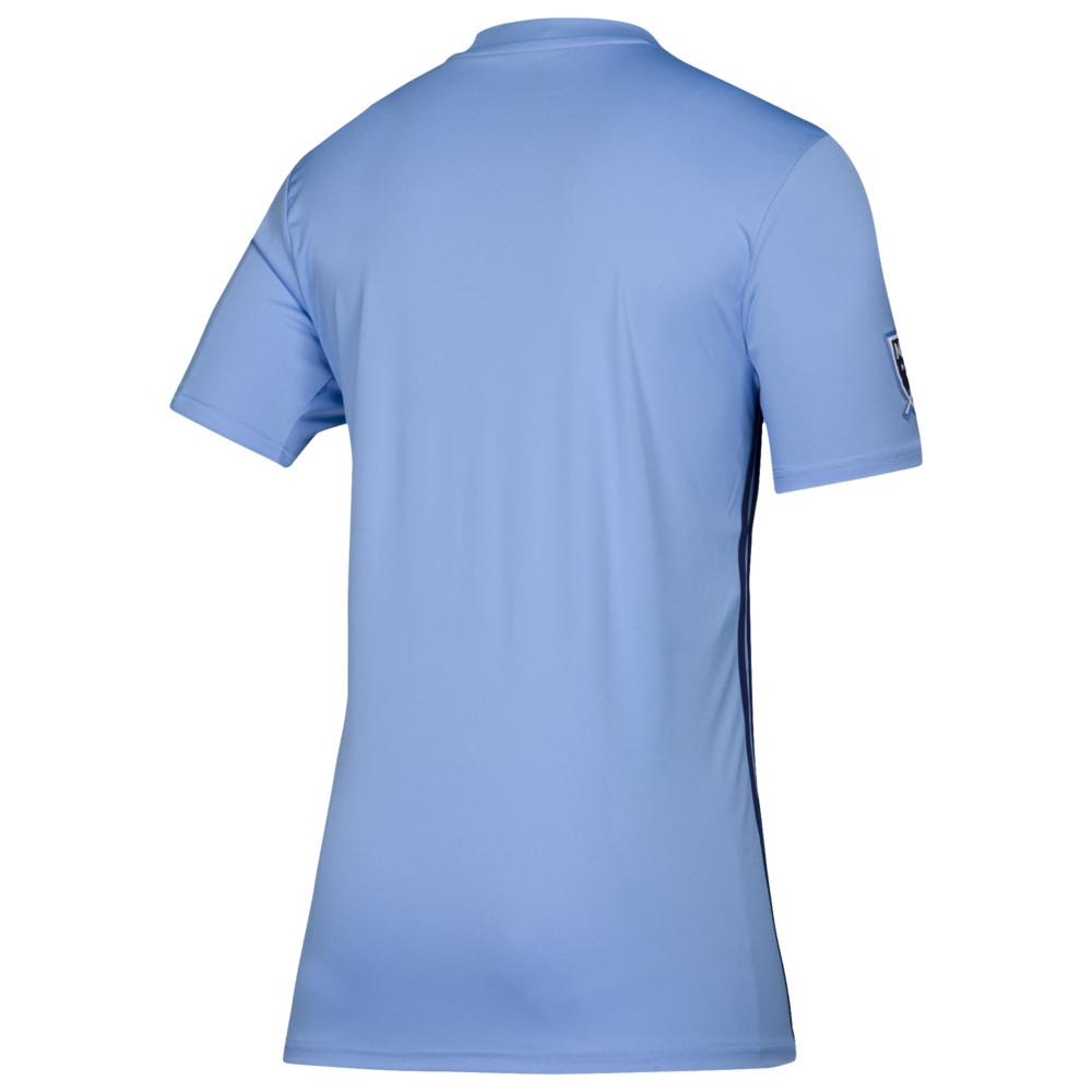アディダス adidas メンズ サッカー ジャージ トップス【MLS Replica Jersey】MLS NYC FC Navy