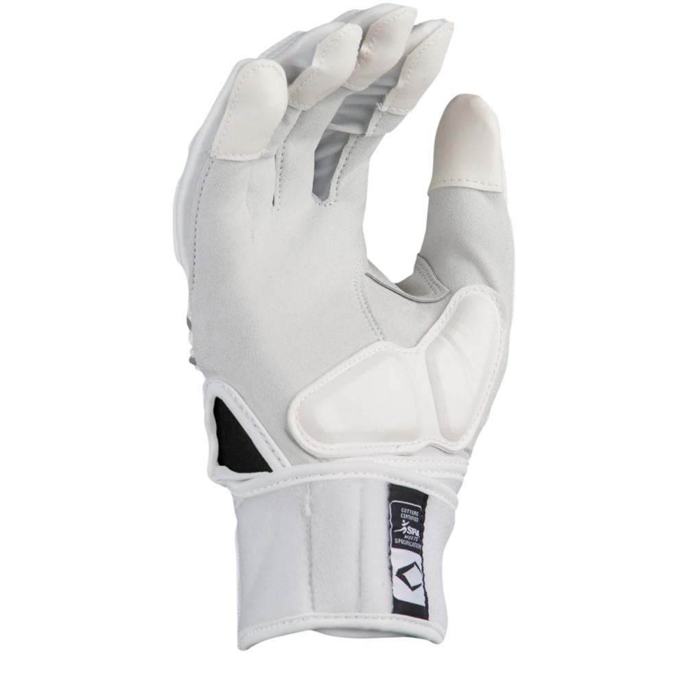 カッターズ Cutters メンズ アメリカンフットボール ラインマングローブ グローブ【Force 3.0 Lineman Football Gloves】White