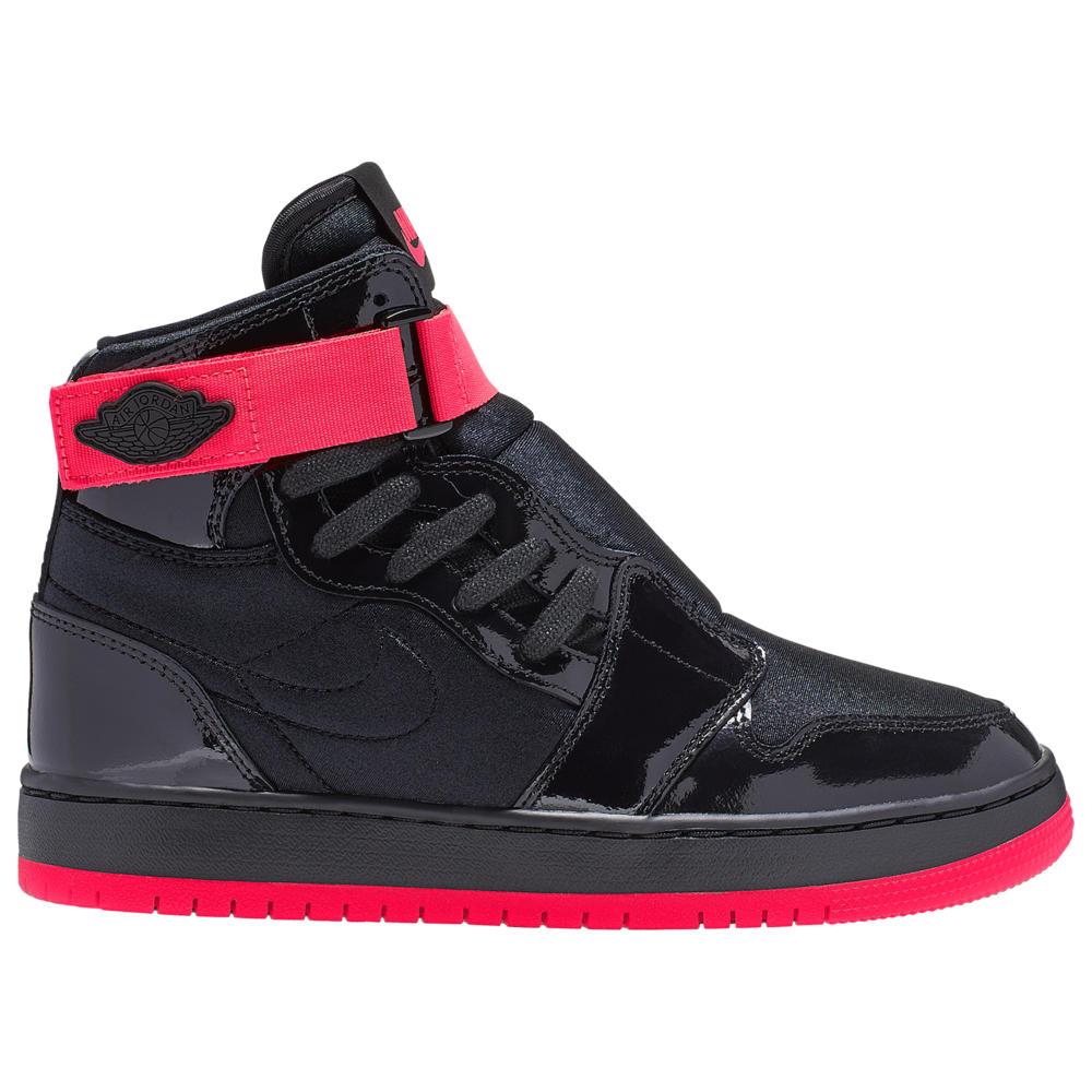ナイキ ジョーダン Jordan レディース バスケットボール シューズ・靴【AJ 1 Nova】Black/Bright Crimson
