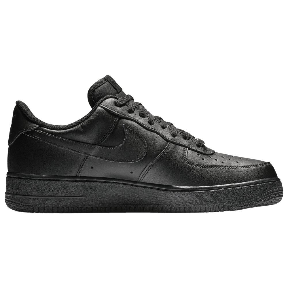 ナイキ Nike メンズ バスケットボール エアフォースワン シューズ・靴【Air Force 1 Low】Black/Black