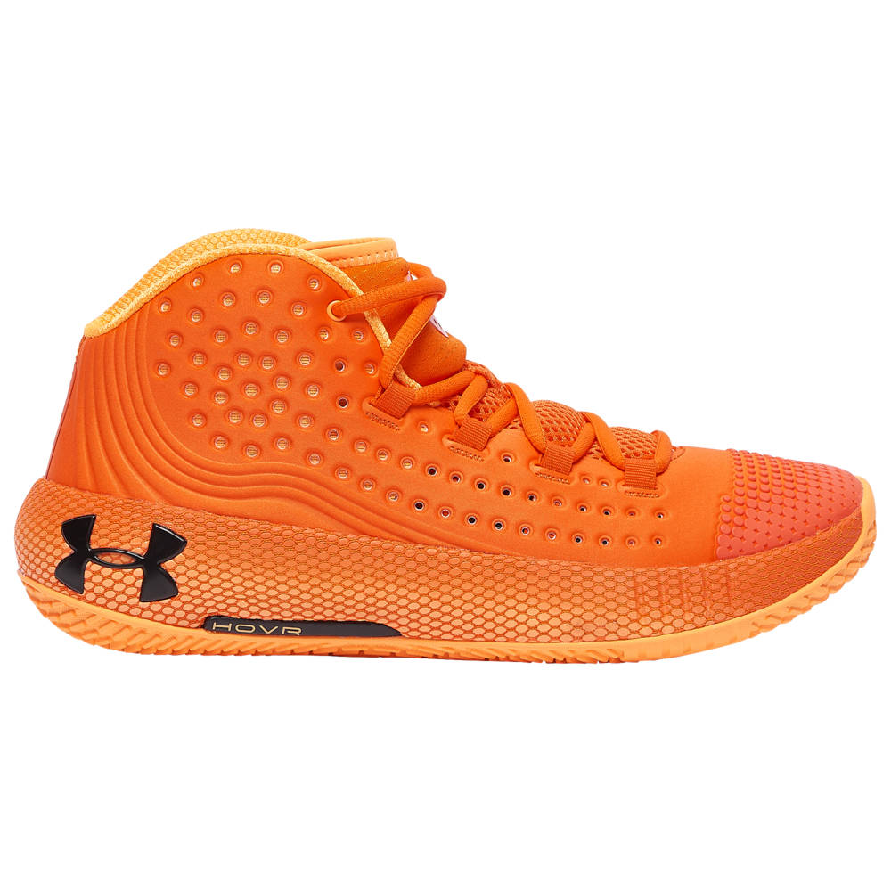 アンダーアーマー Under Armour メンズ バスケットボール シューズ・靴【HOVR Havoc 2】Team Orange/Glow Orange/Black