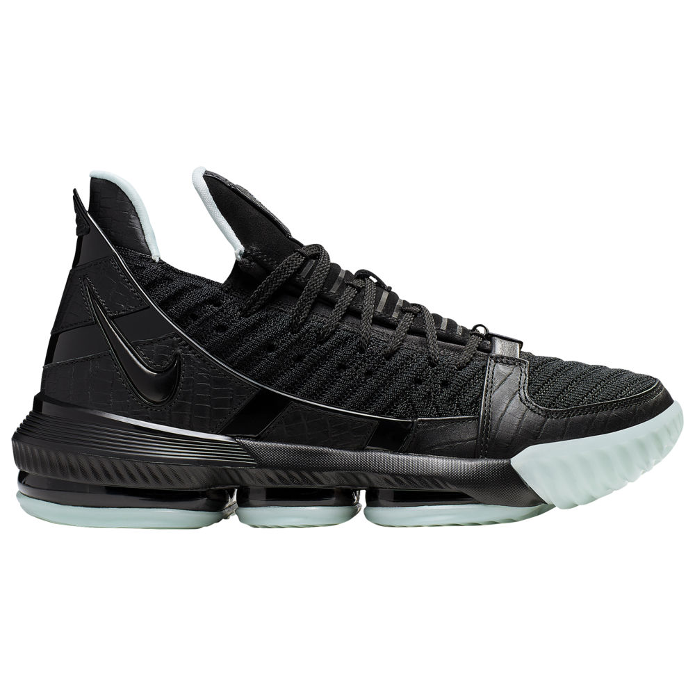 ナイキ Nike メンズ バスケットボール シューズ・靴【LeBron 16】Lebron James Black/Black