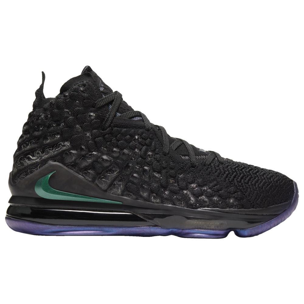 ナイキ Nike メンズ バスケットボール シューズ・靴【LeBron 17】Lebron James Black/Black