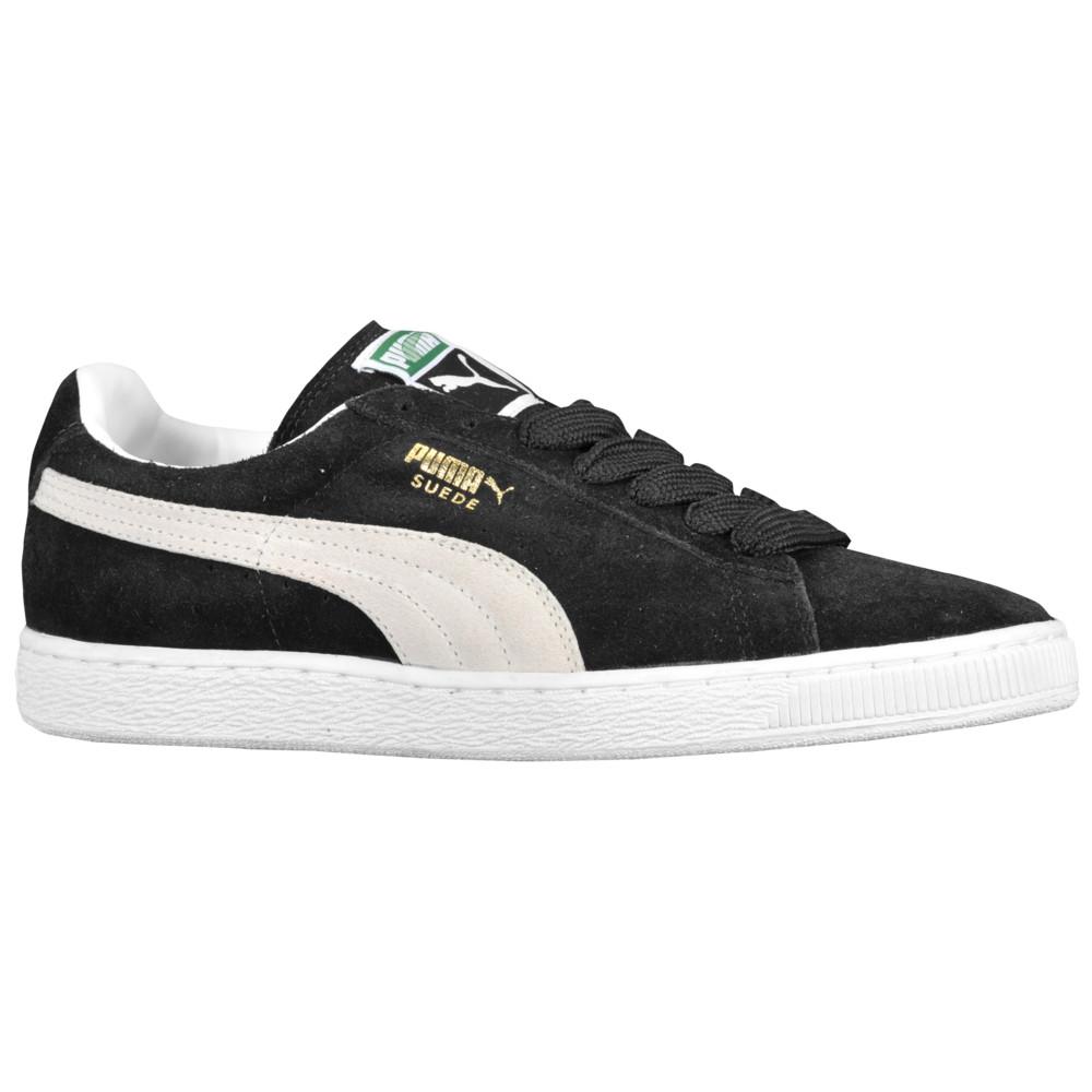 プーマ PUMA メンズ バスケットボール シューズ・靴【Suede Classic】Black/White