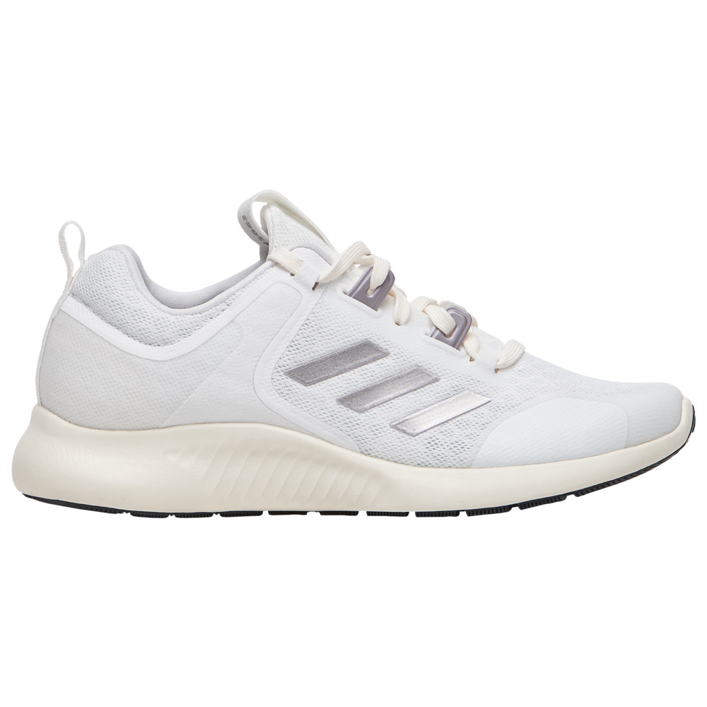 アディダス adidas レディース ランニング・ウォーキング シューズ・靴【Edgebounce 1.5】White/Tech Silver Metallic/Chalk White