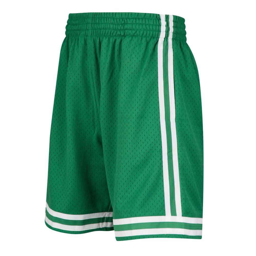 ミッチェル&ネス Mitchell & Ness メンズ バスケットボール ショートパンツ ボトムス・パンツ【NBA Swingman Shorts】NBA Boston Celtics Green to