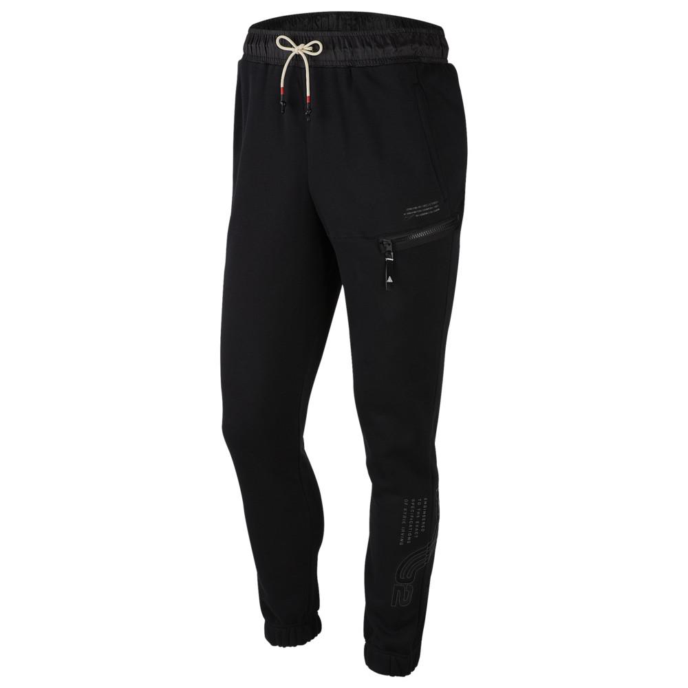 ナイキ Nike メンズ ボトムス・パンツ 【Kyrie Fleece Pants】Kyrie Irving Black