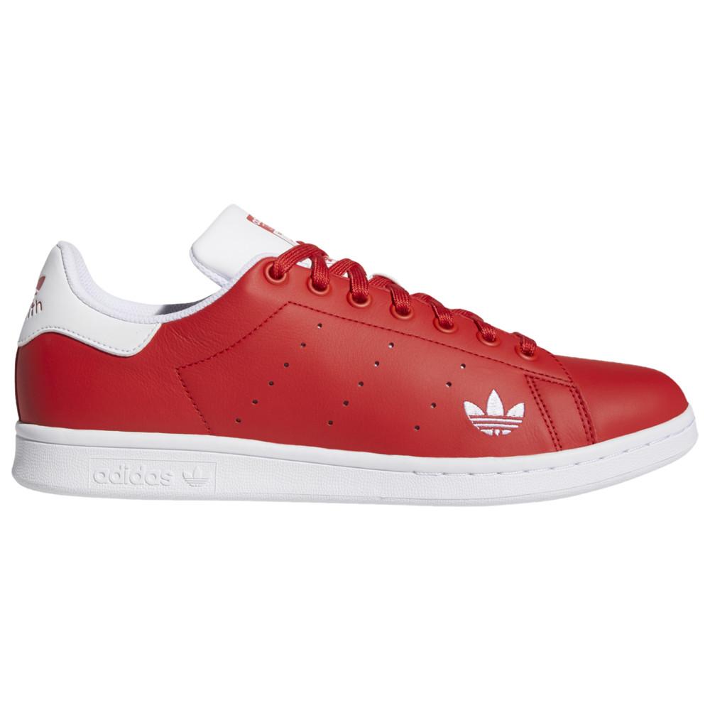 アディダス adidas Originals メンズ テニス シューズ・靴【Stan Smith】Red/Red/White Trefoil