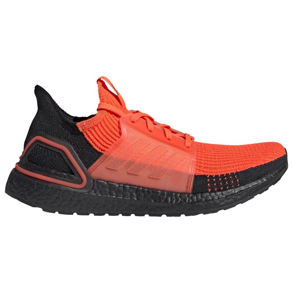 アディダス adidas メンズ ランニング・ウォーキング シューズ・靴【Ultraboost 19】Solar Red/Core Black/Solar Red