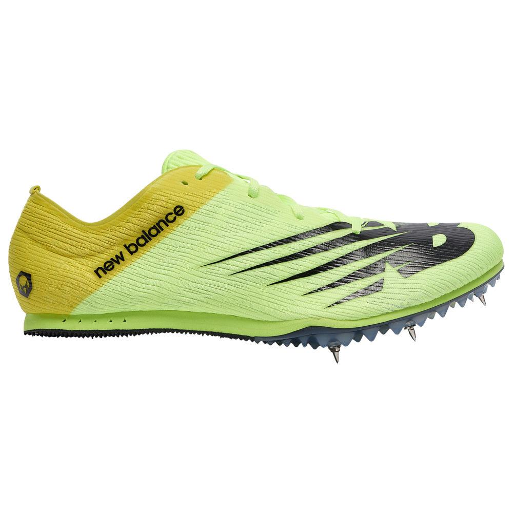 ニューバランス New Balance メンズ 陸上 シューズ・靴【MD500 V7】Sulphur Yellow/Black