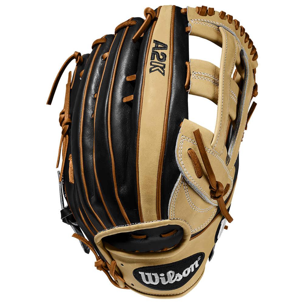ウィルソン Wilson メンズ 野球 グローブ【A2K 1799 DP Web OB Fielders Glove】