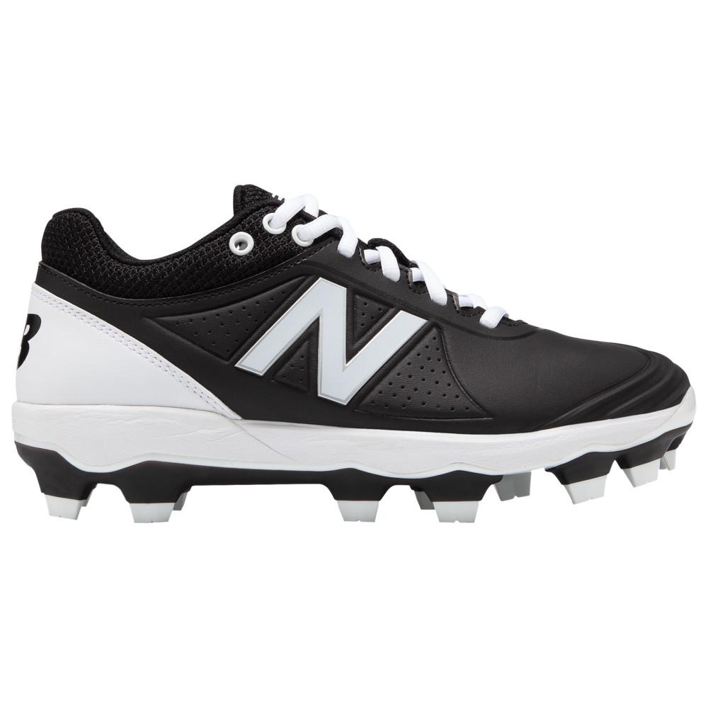 ニューバランス New Balance レディース 野球 シューズ・靴【FuseV2 TPU】Black/White