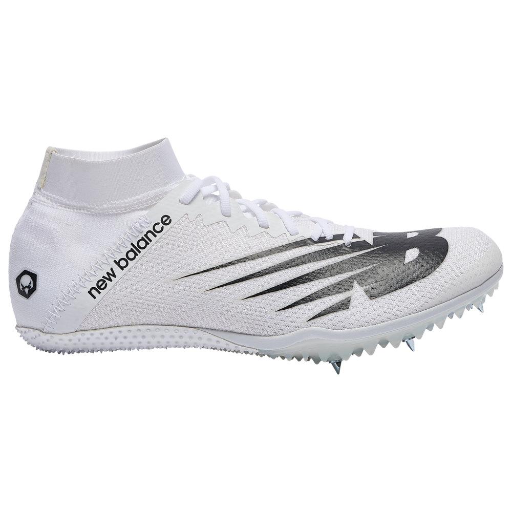 ニューバランス New Balance メンズ 陸上 シューズ・靴【SD100 V3】White/Black