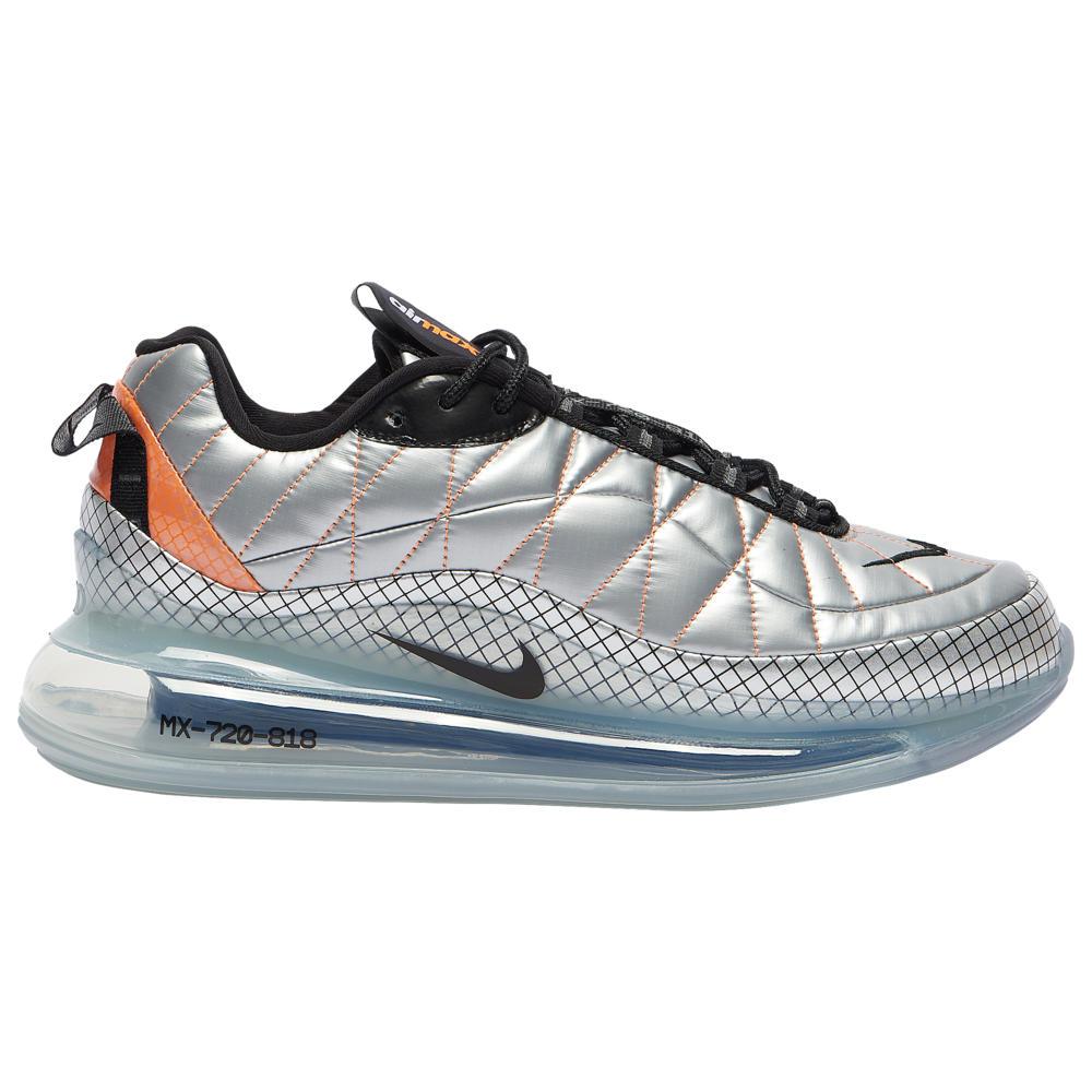 ナイキ Nike メンズ ランニング・ウォーキング シューズ・靴【Air Max 720】Metallic Silver/Black/Total Orange Remastered