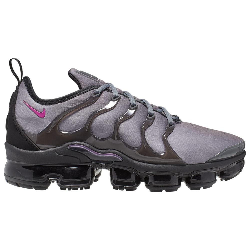 ナイキ Nike メンズ ランニング・ウォーキング シューズ・靴【Air Vapormax Plus】Atmosphere Grey/Active Fuchsia/Dark Grey