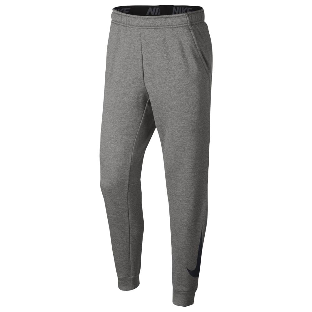 ナイキ Nike メンズ フィットネス・トレーニング テーパードパンツ ボトムス・パンツ【Therma Fleece Tapered Pants】Dark Grey Heather/Black GFX