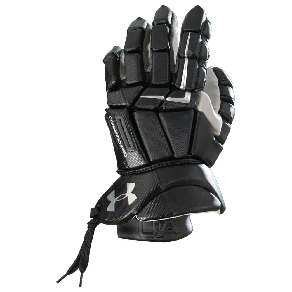 アンダーアーマー Under Armour メンズ ラクロス グローブ【Command Pro 3 Glove】Black