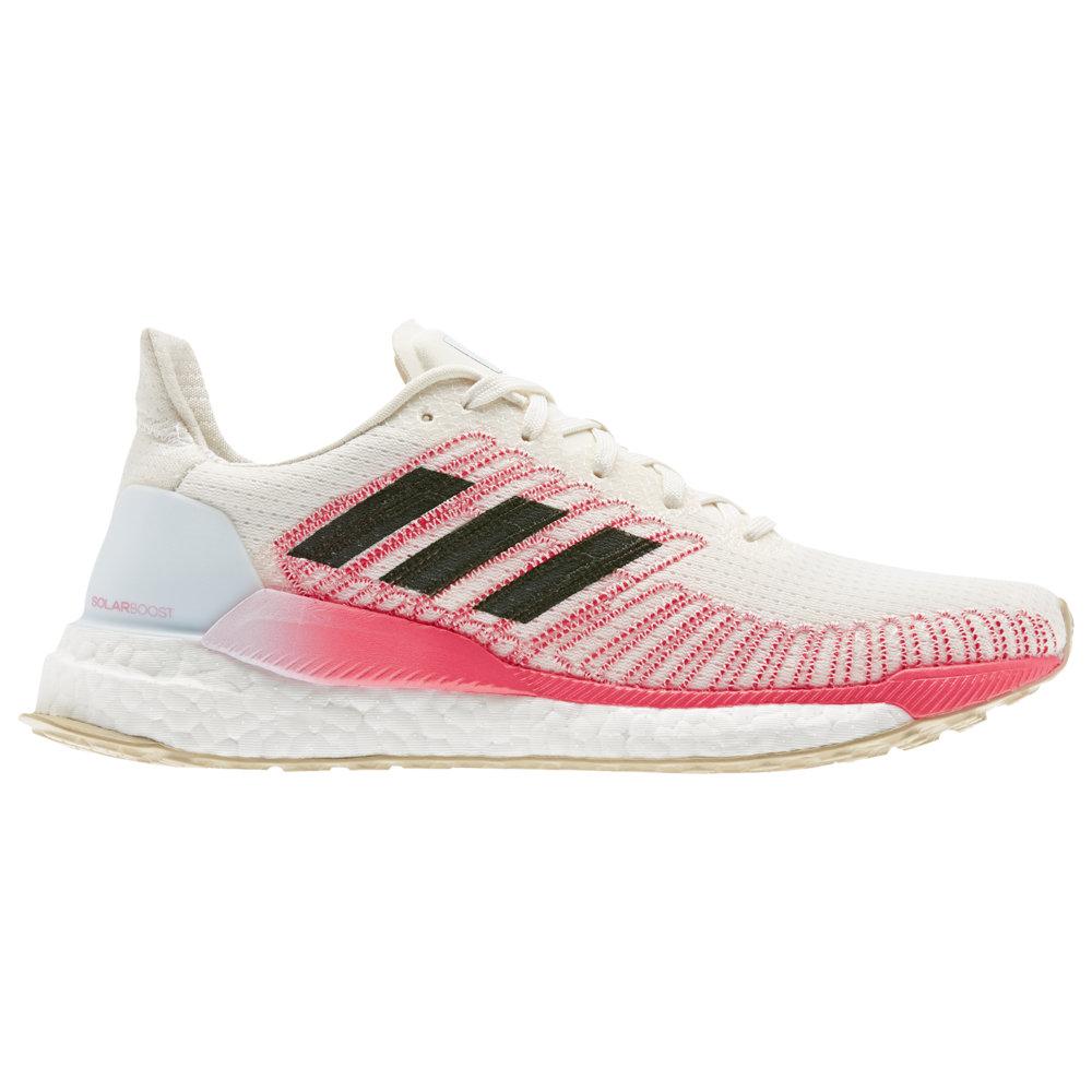 アディダス adidas レディース ランニング・ウォーキング シューズ・靴【Solar Boost 19】White/Tech Indigo/Glory Pink