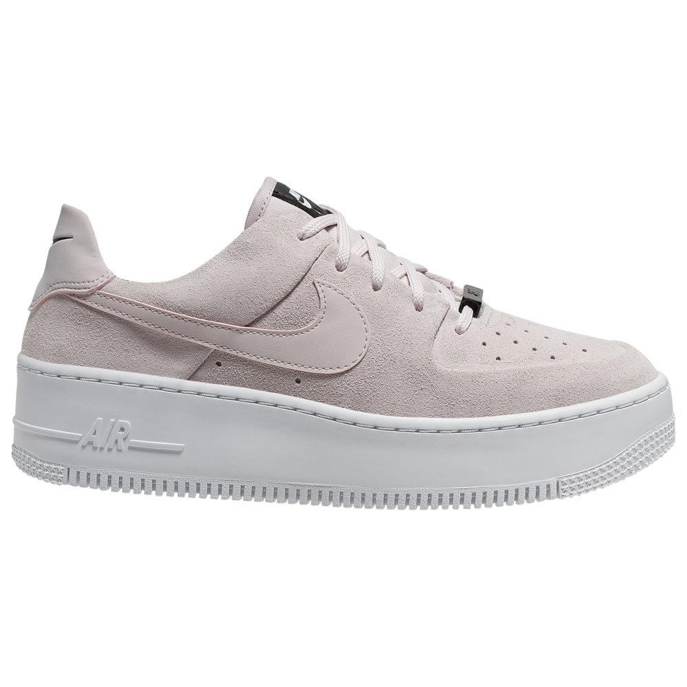 ナイキ Nike レディース バスケットボール エアフォースワン シューズ・靴【Air Force 1 Sage Low】Barely Rose/Barely Rose/White