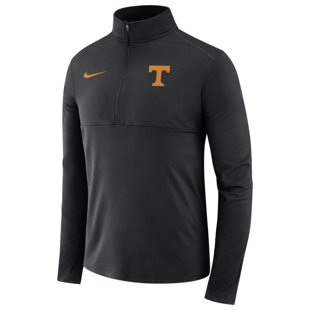 ナイキ Nike メンズ ジャケット ハーフジップ アウター【College Core 1/2 Zip Pullover Jacket】NCAA Tennessee Volunteers Dark Grey Heather