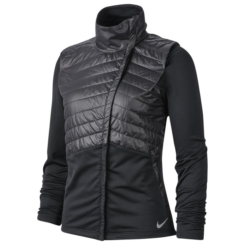 ナイキ Nike レディース フィットネス・トレーニング ジャケット アウター【Essential Filled Jacket】Black Reflective Silver