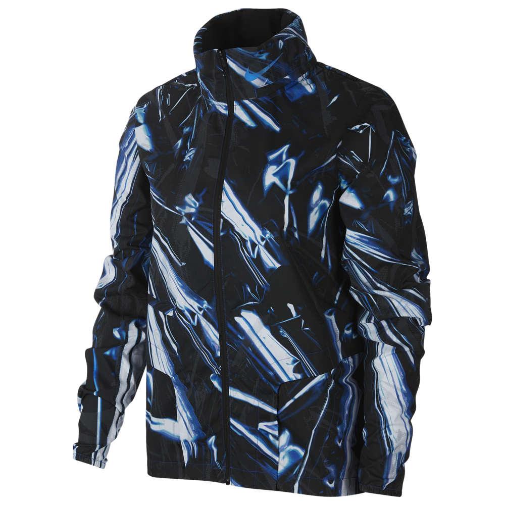 ナイキ Nike レディース フィットネス・トレーニング ジャケット アウター【Shield HD FL PR Jacket】Hyper Royal/Black/Photo Blue