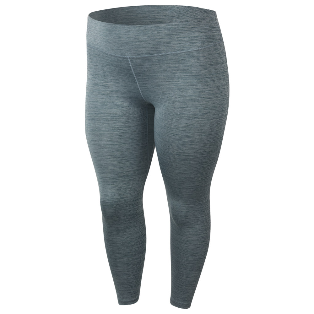 ナイキ Nike レディース フィットネス・トレーニング 大きいサイズ スパッツ・レギンス ボトムス・パンツ【Plus Size Luxe One Tight】