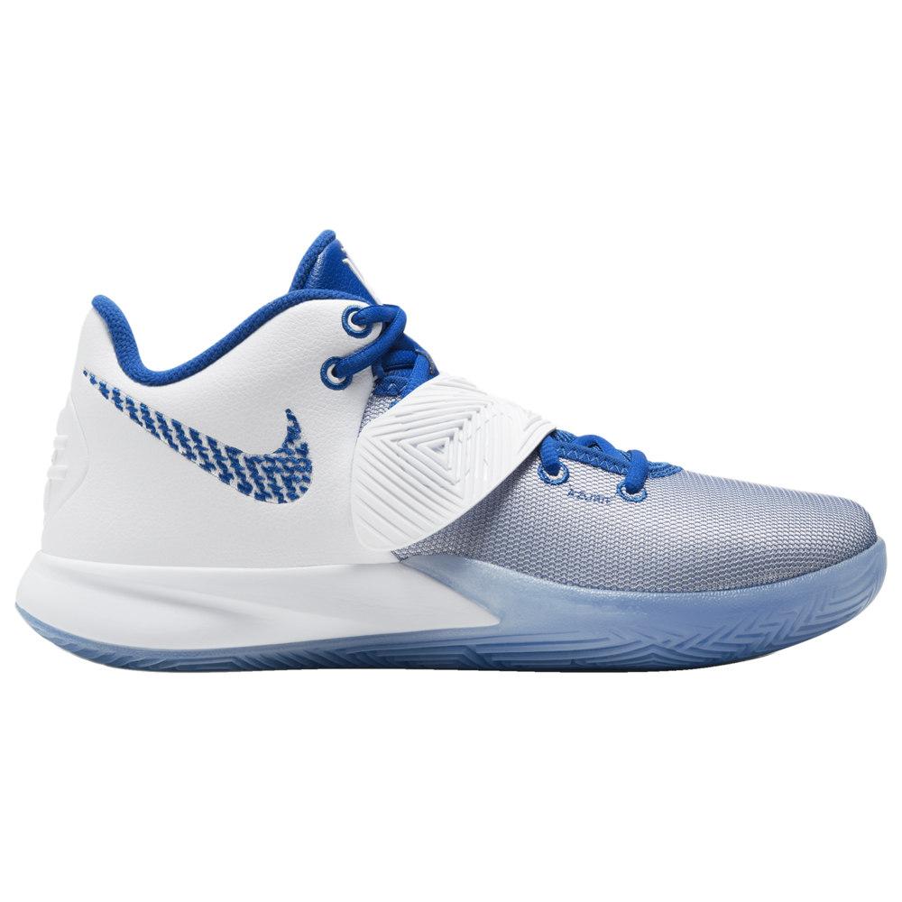 ナイキ Nike メンズ バスケットボール シューズ・靴【Kyrie Flytrap 3】Kyrie Irving White/Varsity Royal/Pure Platinum