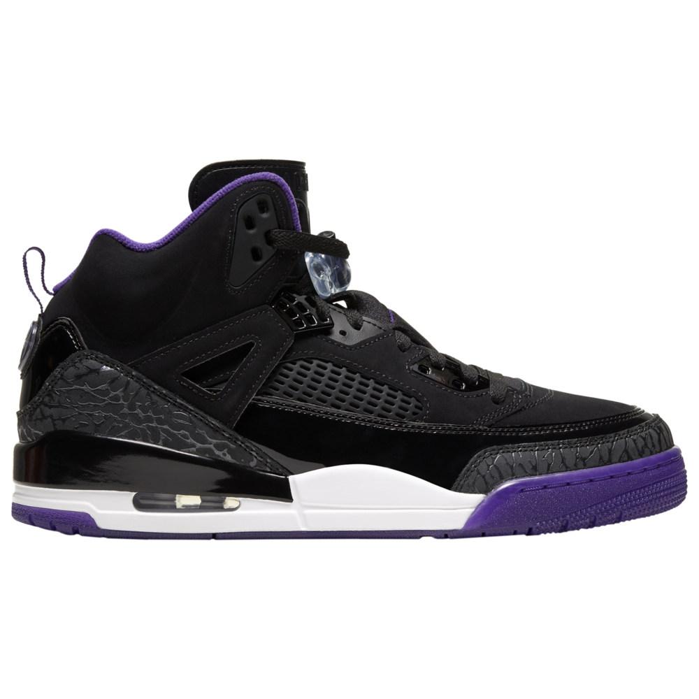 ナイキ ジョーダン Jordan メンズ バスケットボール シューズ・靴【Spizike】Black/Court Purple/Anthracite/White