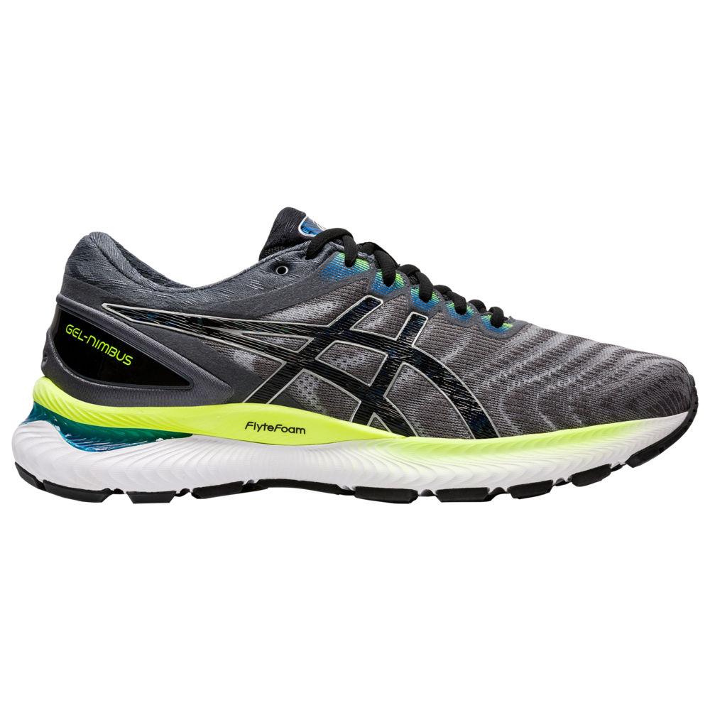 アシックス ASICS メンズ ランニング・ウォーキング シューズ・靴【GEL-Nimbus 22】Piedmont Grey/Black