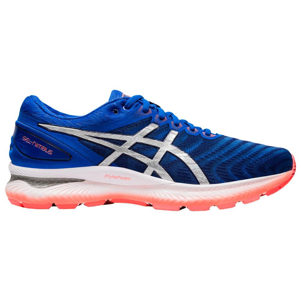 アシックス ASICS メンズ ランニング・ウォーキング シューズ・靴【GEL-Nimbus 22】Tuna Blue/Pure Silver