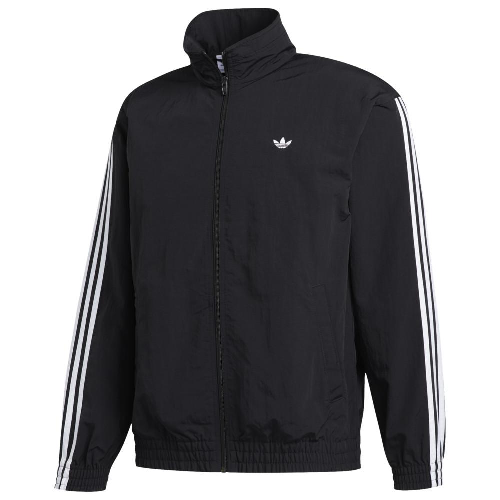 アディダス adidas Originals メンズ ジャケット ウィンドブレーカー アウター【Shadow Trefoil Windbreaker】Black/White
