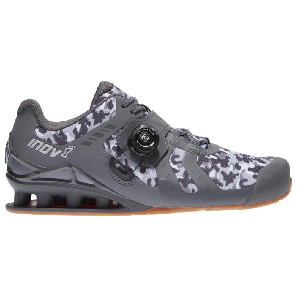 イノヴェイト Inov-8 メンズ フィットネス・トレーニング シューズ・靴【Fastlift 400 BOA】Grey/Gum