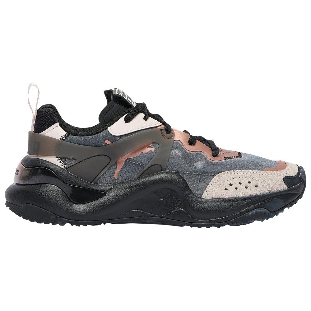 プーマ PUMA レディース フィットネス・トレーニング シューズ・靴【Rise】Black/Rosewater