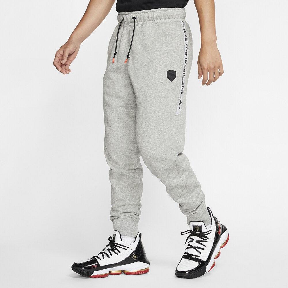 ナイキ Nike メンズ バスケットボール ボトムス・パンツ【LeBron Pants】Lebron James Dark Grey Heather/Team Orange