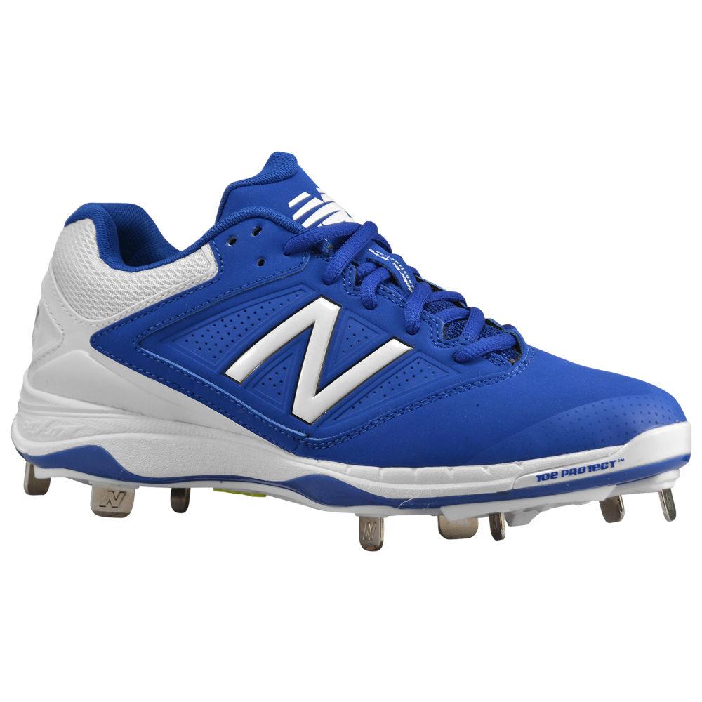 ニューバランス New Balance レディース 野球 シューズ・靴【4040v1 Metal Low】Royal/White