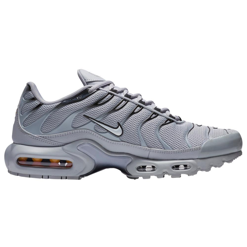 ナイキ Nike メンズ ランニング・ウォーキング シューズ・靴【Air Max Plus】Wolf Grey/White/Black